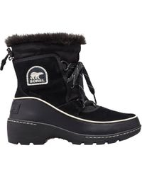 Sorel - Torino Lace Up Ankle Snow Boots - Lyst