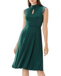 Coast - Aerara Jersey Dress - Lyst