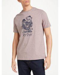 John Lewis - Lenny Bears T-shirt - Lyst