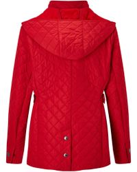 John Lewis - Four Seasons Polar Quilted Fleece Jacket - Lyst