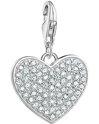 Thomas Sabo - Charm Club Heart Charm - Lyst