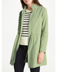 John Lewis - Zipped Tie Jacket - Lyst