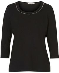 Betty Barclay - Embellished T-shirt - Lyst