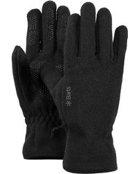 Barts - Fleece Gloves - Lyst