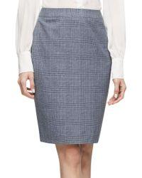 Reiss - Chelton Pencil Skirt - Lyst
