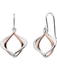Kit Heath - Alicia Small Drop Earrings - Lyst