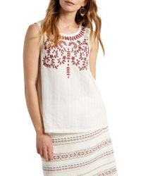 White Stuff - Grace Vest - Lyst