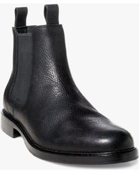 Ralph Lauren - Polo Normanton Leather Chelsea Boots - Lyst
