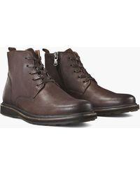 John Varvatos - Brooklyn Lug Lace Boot - Lyst