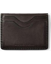 John Varvatos - Bushwick Card Case - Lyst