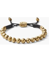 John Varvatos - Artisanal Brass Bracelet - Lyst