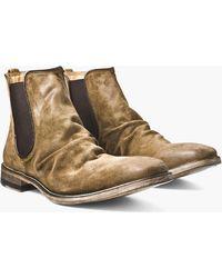 John Varvatos - Fleetwood Classic Chelsea Boot - Lyst
