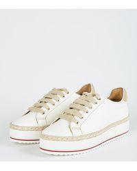f40bee62f7d3 Joie Dabnis Platform Sneakers - Lyst