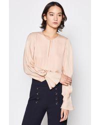 Joie - Abekwa Silk Shirt - Lyst