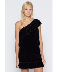 Joie | Kolda B Velvet Dress | Lyst