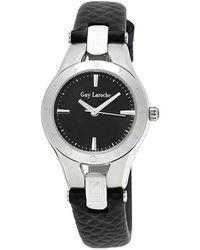 Guy Laroche - Black Dial 28 Mm Ladies Watch -02 - Lyst