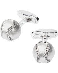 Jos. A. Bank - Jos. A Bank Baseball Cufflinks - Lyst