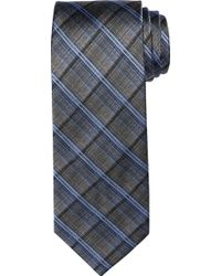 Jos. A. Bank - Reserve Collection Ombre Plaid Tie - Lyst