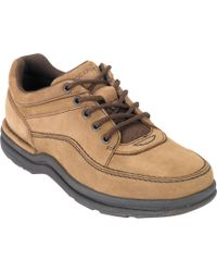 Jos. A. Bank - World Tour Walking Shoes By Rockport - Lyst