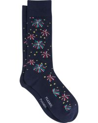 Jos. A. Bank - Fireworks Socks, 1-pair - Lyst