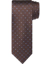 Jos. A. Bank - Traveller Collection Squares & Herringbone Tie - Lyst