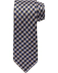 Jos. A. Bank - Traveler Collection Check Tie Clearance - Lyst