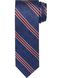 Jos. A. Bank - 1905 Collection Paisleys & Stripes Tie - Lyst