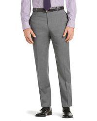 Jos. A. Bank - Signature Plain Front Trousers - Lyst