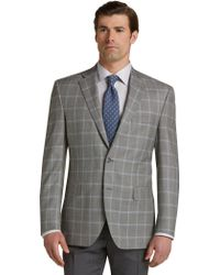 Jos. A. Bank - Reserve Collection Traditional Fit Windowpane Sportcoat - Lyst