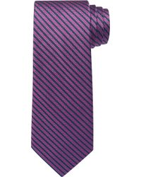 Jos. A. Bank - Traveler Collection Thin Stripes Tie - Lyst