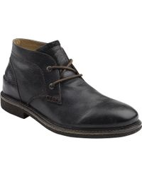 Jos. A. Bank | Clarks Stratton Limit Plain Toe Boot | Lyst