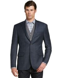 Jos. A. Bank - Reserve Collection Tailored Fit Windowpane Check Sportcoat - Lyst