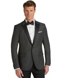 Jos. A. Bank - Slim Fit Pin Dot Tuxedo Dinner Jacket - Lyst