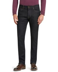 Jos. A. Bank - Reserve Collection Tailored Fit Jeans - Lyst