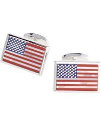 Jos. A. Bank - American Flag Cufflinks - Lyst