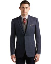 Jos. A. Bank - Signature Collection Tailored Fit Plaid Sportcoat - Lyst