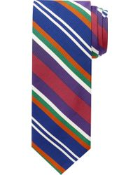 Jos. A. Bank - Signature Gold Collection Striped Tie Clearance - Lyst