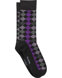 Jos. A. Bank - Patterned Dress Socks, 1 Pair - Lyst