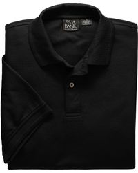 Jos. A. Bank - Traveler Collection Traditional Fit Short Sleeve Polo Shirt - Big & Tall - Lyst