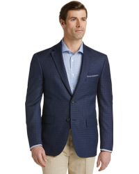 Jos. A. Bank - Reserve Collection Tailored Fit Check Sportcoat - Lyst