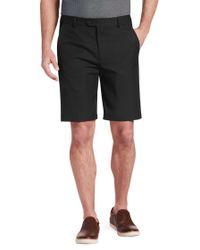 Jos. A. Bank - Traveler Performance Flat Front Tailored Fit Comfort Waist Shorts - Lyst