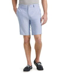 Jos. A. Bank - 1905 Collection Tailored Fit Flat Front Oxford Shorts - Lyst
