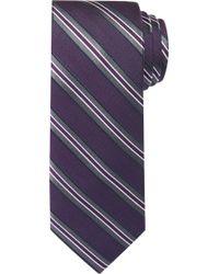 Jos. A. Bank - Reserve Collection Herringbone Stripe Tie - Lyst