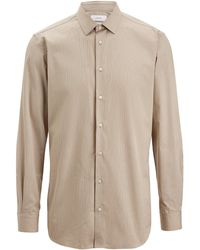 JOSEPH - John Pinstripes Shirt - Lyst