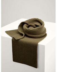 JOSEPH - Soft Wool Scarf - Lyst