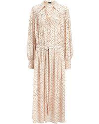 JOSEPH - Heart Spot Crosby Dress - Lyst