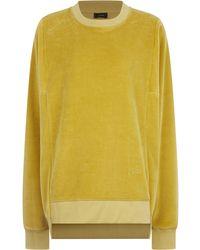 JOSEPH - Sweatshirt Velours Jersey - Lyst