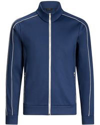JOSEPH - Track Top Technical Jersey - Lyst