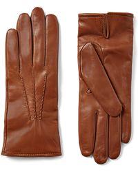 JOSEPH - Simple Matt Nappa Gloves - Lyst