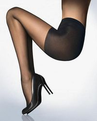Wolford - Individual 10 Soft Control Top Tights - Lyst